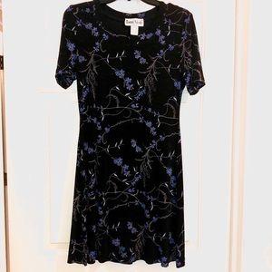 Ronnie Nicole short sleeve midi dress